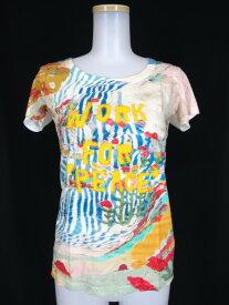 AHCAHCUM-MUCHACHA / WORK FOR PEACE ワッペンTシャツ あちゃちゅむムチャチャ B27059_2008