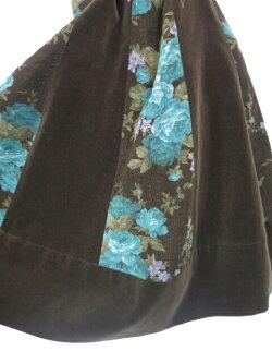 【中古】FairyWish/赤ずきんのバラ園ジャンパースカートフェアリーウィッシュB27352_1911