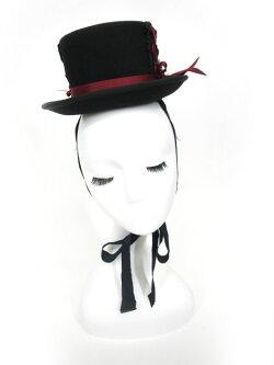【中古】ALICEandthePIRATES/ギュスターヴミニシルクHATアリスアンドザパイレーツ帽子ハットB28653_2001