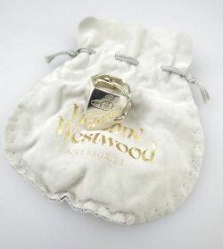 【中古】VivienneWestwood/ナックルダスターリングヴィヴィアンウエストウッドSサイズシルバーB28910_2001