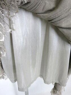 【中古】RozenKavalier/レースプリント柄2wayスカートオッズオンローゼンカヴァリエOzzOnB29404_2002
