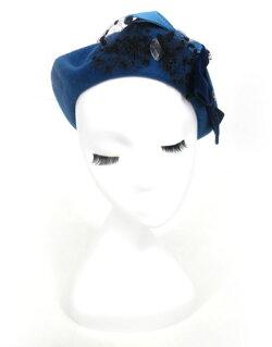 【中古】EmilyTemplecute/リボンベレー帽エミリーテンプルキュートB30945_2003