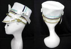 【中古】BABY,THESTARSSHINEBRIGHT/BABYSSBマリンハットベイビーザスターズシャインブライト兵隊帽子マーチング帽子B34262_2006