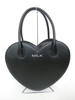 【中古】MILK/ハートバッグミルクB33204_2006