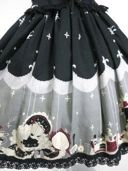 ALICEandthePIRATES/Marionetteinmyclosetroom柄ジャンパースカート2型アリスアンドザパイレーツB33351_2006