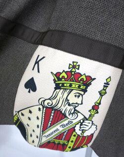 【中古】InnocentWorld/スペードのキングとハートのクイーンのスカートイノセントワールドB33356_2006