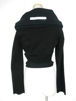 【中古】aliceauaa/リブ衿ダブルショートジャケットアリスアウアアB33404_2006