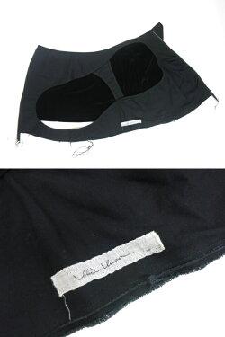 【中古】aliceauaa/ベロア切替アシンメトリージップ付きスカートアリスアウアアB33455_2006