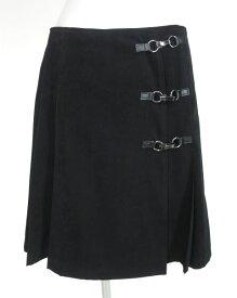 【中古】NO.S PROJECT / プリーツ巻きスカート ノスプロジェクト B36778_2011