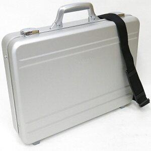 BROMPTON ブロンプトン 平野鞄 ZERO HALLIBURTON(ゼロハリバートン)にも劣らない...アルミ アタッシュケース A3F 48cm #21198軽量 ビジネス おしゃれ かばん ブランド プレゼント ギフト