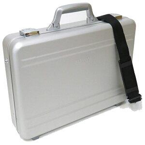 BROMPTON ブロンプトン 平野鞄 ZERO HALLIBURTON(ゼロハリバートン)にも劣らない...アルミ アタッシュケース A4F 45cm #21199軽量 ビジネス おしゃれ かばん ブランド プレゼント ギフト