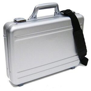 BROMPTON ブロンプトン 平野鞄 ZERO HALLIBURTON(ゼロハリバートン)にも劣らない...アルミ アタッシュケース A4F 42cm #21200軽量 ビジネス おしゃれ かばん ブランド プレゼント ギフト