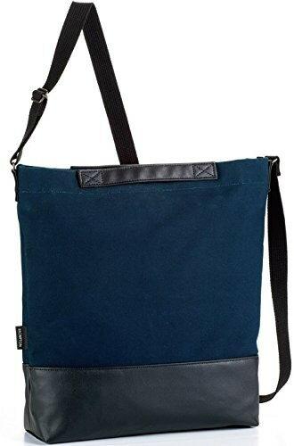 BROMPTON ブロンプトン 平野鞄 豊岡鞄 ラバーキャンバス ショルダーバッグ 33681-03(紺) ギフト斜めがけ ブランド メンズ レディス 豊岡 かばん 豊岡製鞄 ブランド 日本製 ギフト