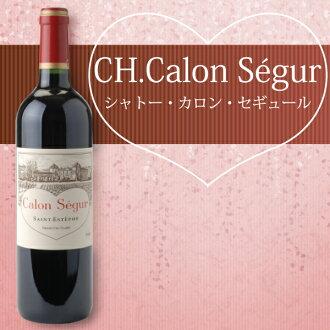 2011 Chateau Karon Ségur-CH CALON-SEGUR-