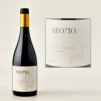 AROMO PRIVATE RESERVE SYRAH Chilean 10 P 21 May14 10P01Jun14