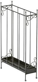 Del Sol(デルソル)アンブレラスタンドDS-KB100S《傘立て 傘置き かさ立て かさスタンド アイアン アイアン系 姫系家具 姫系 プリンセス 送料込み 税込 セール SALE》