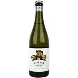 ワイン・メン・オブ・ゴッサム ブリュット 750ml スパークリングワイン プレゼント ワイン 飲み比べ ギフト おしゃれ 酒 贈答【メッセージカード不可】 バレンタイン