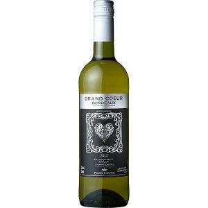 グラン・クール ボルドー ブラン 750ml [フランス/白ワイン/辛口/ミディアムボディ/1本]