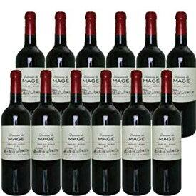 ドメーヌ デュ マージュ メルロ シラー 12本セット 赤ワインセット 1276円/本 酒 贈答 お歳暮