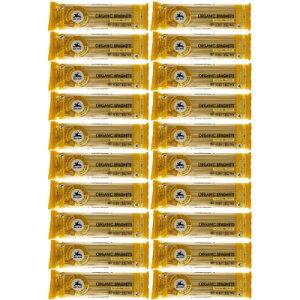 Alcenero アルチェネロ 有機スパゲッティ 1.6mm 350g まとめ買い x20袋 パックセット パスタ 保存食 スパゲティ 贈答