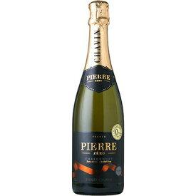 ノンアルコール シャンパン ピエール ゼロ ブラン ド ブラン 750ml 辛口 微発泡 送料別 シャンパン ヴァンムスー カヴァ 酒 贈答 ギフト
