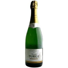 シャンパーニュ ミシェル チュルジー ブリュット ブラン ド ブラン グラン クリュ 750ml 送料別 シャンパン 酒 贈答 バレンタイン