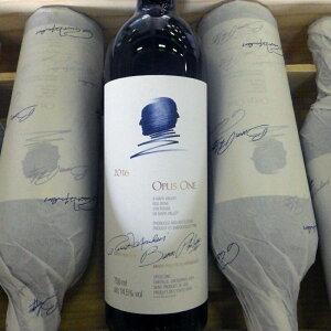 お中元 オーパス ワン 2016 Opus One 送料込み オーパスワン カリフォルニア ナパ 赤ワイン 希少在庫 プレゼント ギフト 赤ワイン 酒 コレクション