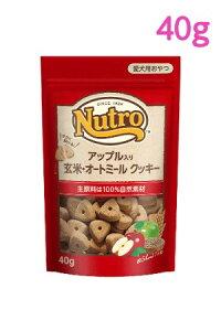 ニュートロ アップル入り 玄米・オートミール クッキー 40g(NCT106)