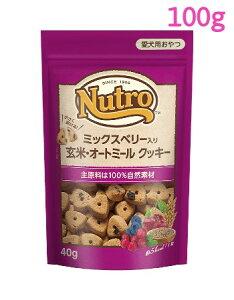 ニュートロ ミックスベリー入り 玄米・オートミール クッキー 100g(NCT109)
