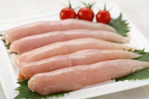 すぐ料理に使えるよう筋を取ってお届けします!匠の大山鶏ササミ(筋なし)約300g