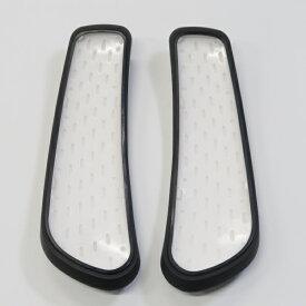 オカムラ バロン/ゼファーチェア アジャストアーム 専用肘パッド左右セット ネオブラック A14588X A14589X