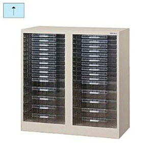 東洋事務器工業(TOYO) B4パステルケース B4浅型引出し20/深型引出し10 CDB4-25210C