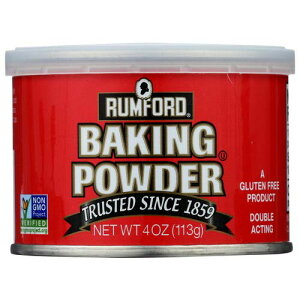 ラムフォード アリサン ベーキングパウダー 113g 送料無料 アルミフリー RUMFORD パン作り お菓子作り スイーツ 1000円ポッキリ
