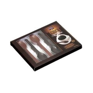 【輸入菓子】ロイヤルアベニュー チョコスプーンROYAL AVENUE CHOCO SPOONSミルクとダークの2テイスト【5400円以上で送料無料】