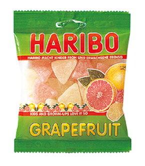 Haribo (HARIBO) ☆ 柚子 ☆ 凝膠糖果