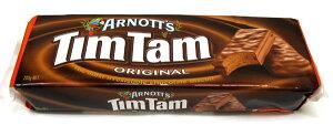 【輸入菓子】TimTam(ティムタム)☆オリジナル 11枚入×24個(1ケース)オーストラリア NZで人気No.1♪オーストラリア ニュージーランド お土産 バレンタイン ホワイトデー 美味しい チョコレート