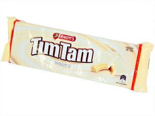 【輸入菓子】TimTam(ティムタム) ホワイト【5400円以上で送料無料】