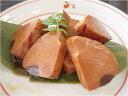 [お惣菜]焼津のまぐろやわらか煮130g入×6袋セット(無添加 鮪の角煮佃煮)