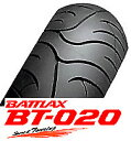 BRIDGESTONE BT-020 RADIAL 200/50ZR17 M/C (75W) TL リア用 ブリヂストン・BT020商品番号 MCR02559