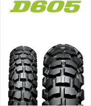 DUNLOP D605 4.60-18 63P WTダンロップ・D605・リア用商品番号233049