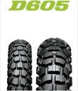 DUNLOP D605F 70/100-19 42P WTダンロップ・D605・フロント用※KAWASAKI KLX125(2010年式〜)用フロントタイヤ商品...