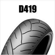 DUNLOP D419 (ELITE3) 240/40R18 M/C 79V TLダンロップ・D419・リア用※ラジアル構造・ブラックサイドウォール商品番号275839