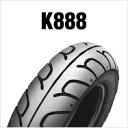 DUNLOP K888 3.00-17 4PR(45P)WT リア用 ダンロップ・K888 商品番号211623