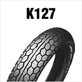 DUNLOP K127 110/90-16 M/C 59S TL リア用 ダンロップ・K127 ※チューブレスタイプ・商品番号124239