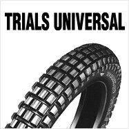 DUNLOP TRIALS UNIVERSAL 110/90-18 M/C 61P WT ダンロップ・TRIALS UNIVERSAL・リア用商品番号251699