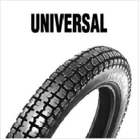 DUNLOP UNIVERSAL 2.75-17 4PR WT フロント・リア共用 ダンロップ・UNIVERSAL 商品番号107229