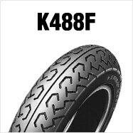 DUNLOP K488F 100/100-12 62J TLダンロップ・K488・フロント用新型ジャイロキャノピー(4ストローク)対応フロントタイヤ商品番号305557