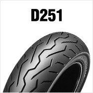 DUNLOP D251F 150/60R18 M/C 67V TLダンロップ・D251・フロント用商品番号255247