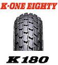 DUNLOP K180 120/90-18 M/C 65P WTダンロップ・K180 フロント・リア共用商品番号204081