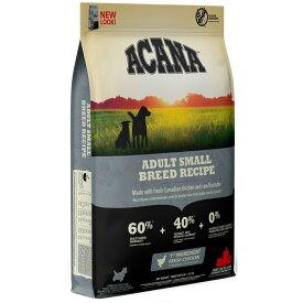 アカナ アダルトスモールブリード 小型成犬用 6kg 並行輸入品